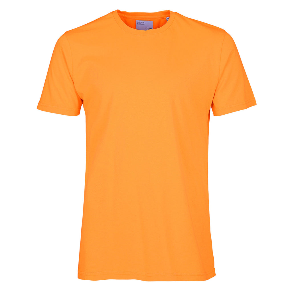Unisex Classic Organic T-Shirt, Sunny Orange