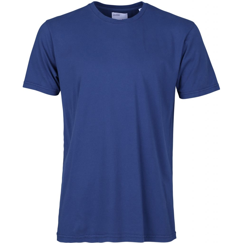 Unisex Classic Organic T-Shirt, Royal Blue