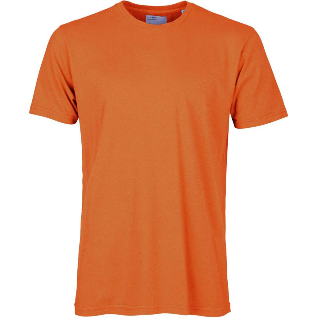 Unisex Classic Organic T-Shirt, Burned Orange