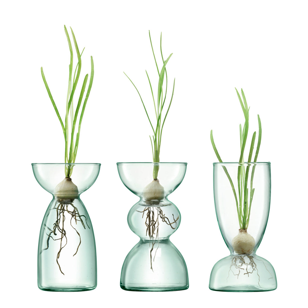 Canopy Mini Trio Vase Set