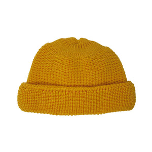 Wool Deck Hat, Yellow