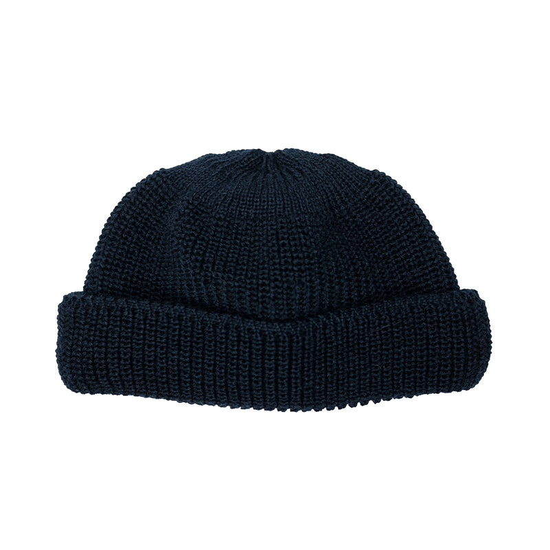Wool Deck Hat, Ink