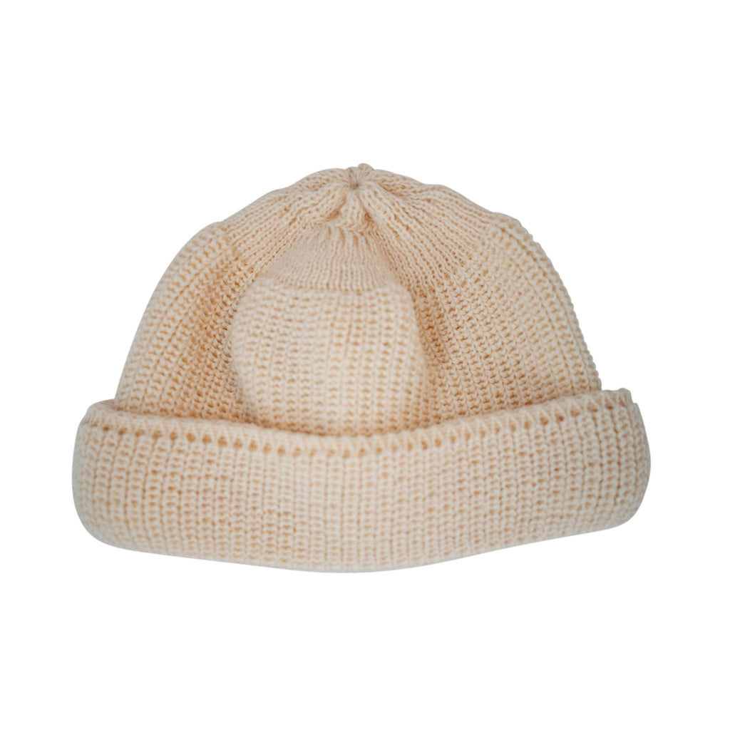 Wool Deck Hat, Seashell