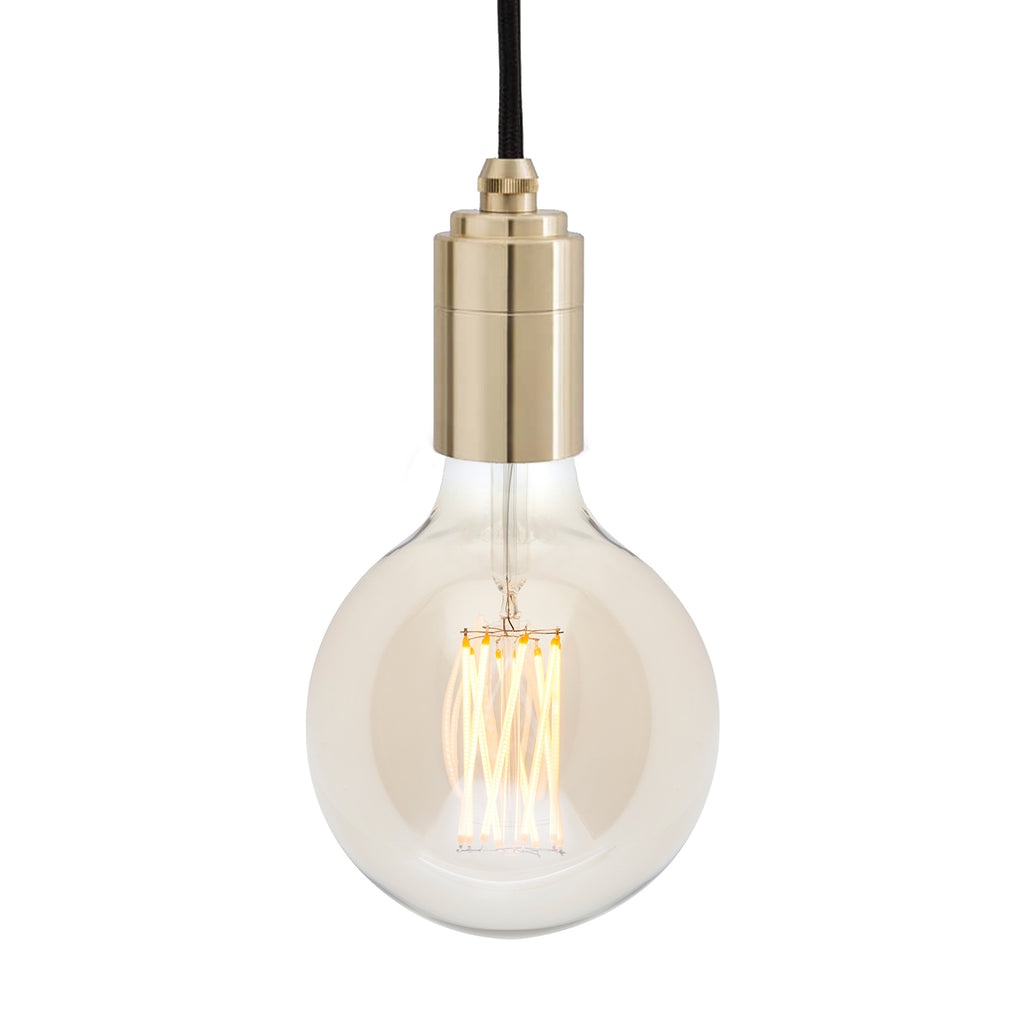 Brass Pendant Light & Gaia 6W LED