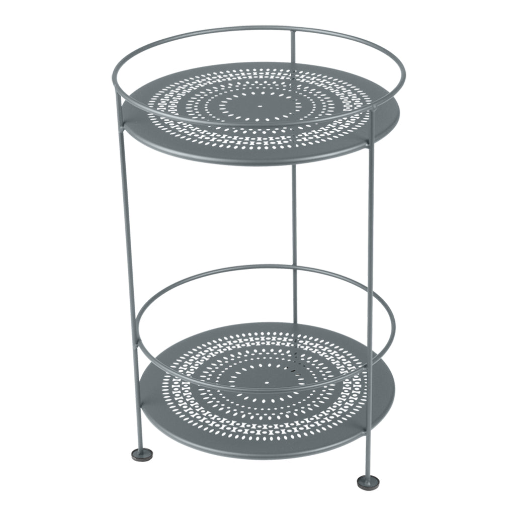 Guinguette Side Table, Storm Grey