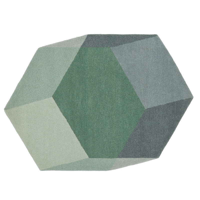 Iso Rug, Hexagon