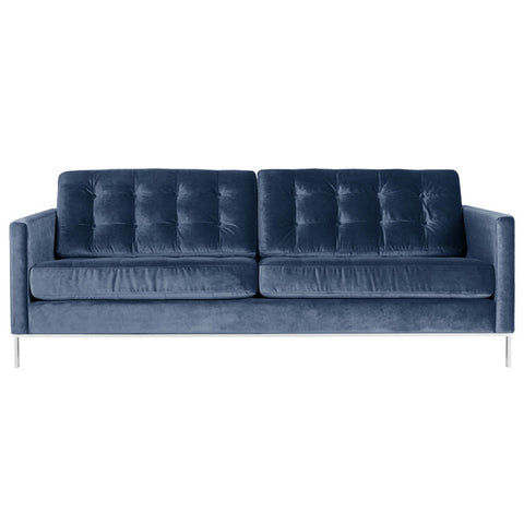 Prado Medium Settee, 2 Back cushions & 2 Bolsters
