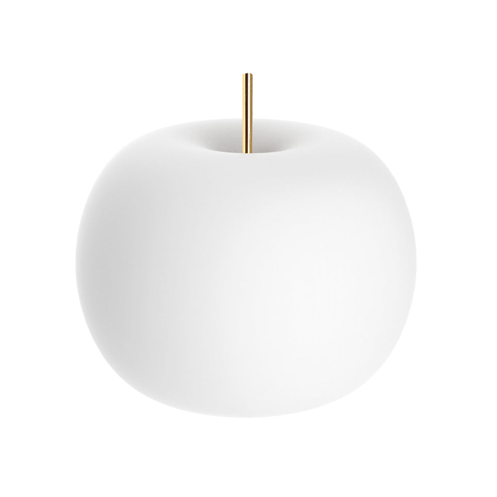 Kushi 33 Table Lamp, Brass