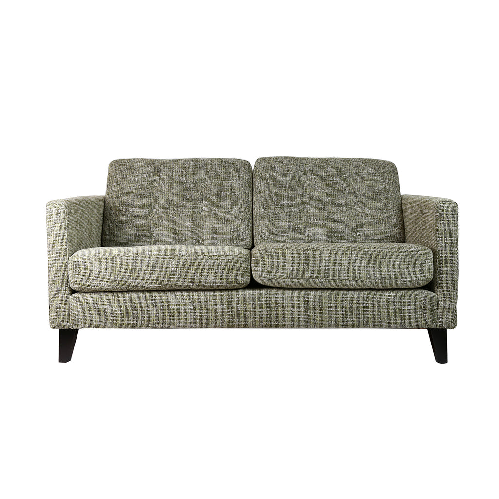 Kalle 2 Seater Sofa, Paris Green