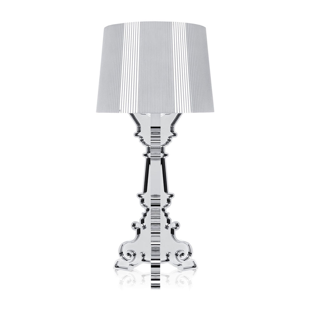 Bourgie Table Lamp - Metallic