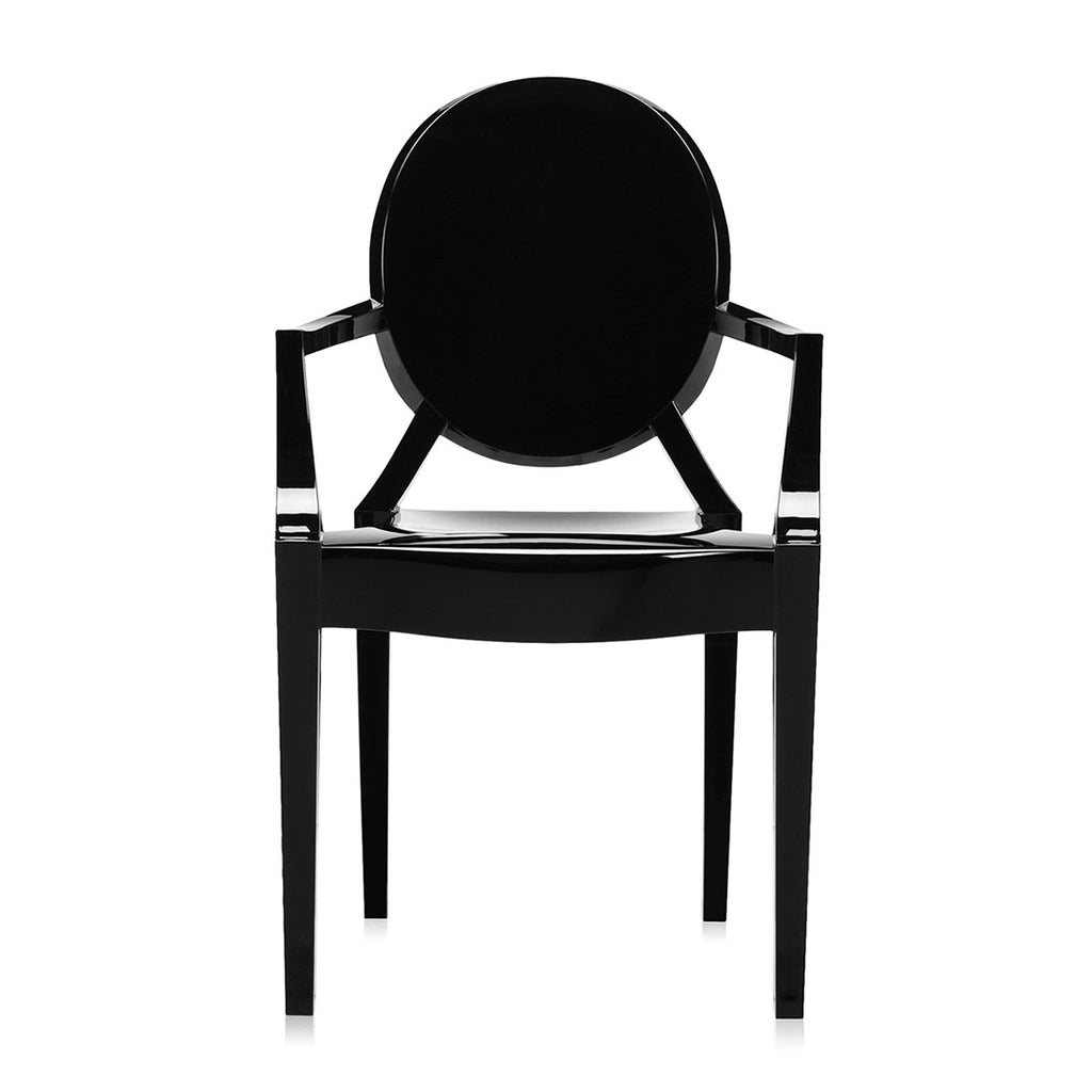 Louis Ghost Solid Chair