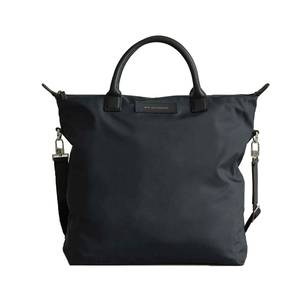 O'Hare Nylon Shopper Tote Bag