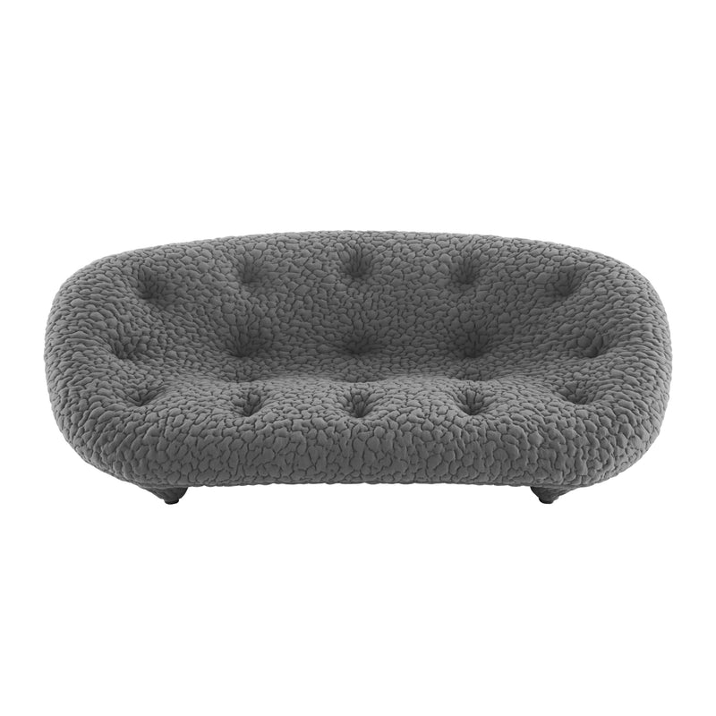 Ploum Medium High Back Settee