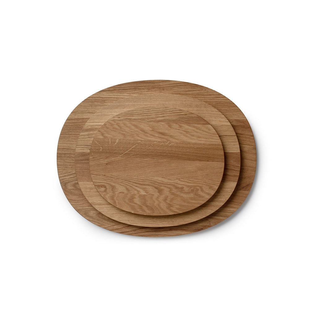 Raami Serving Tray Oak