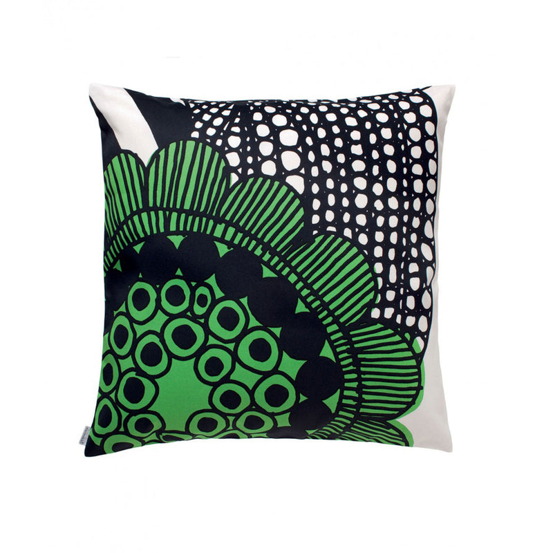Siirtolapuutarha Botanical Cushion, Green