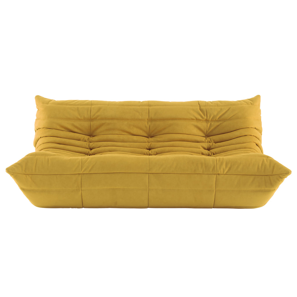 Togo Large Sofa, Alcantara Fabric