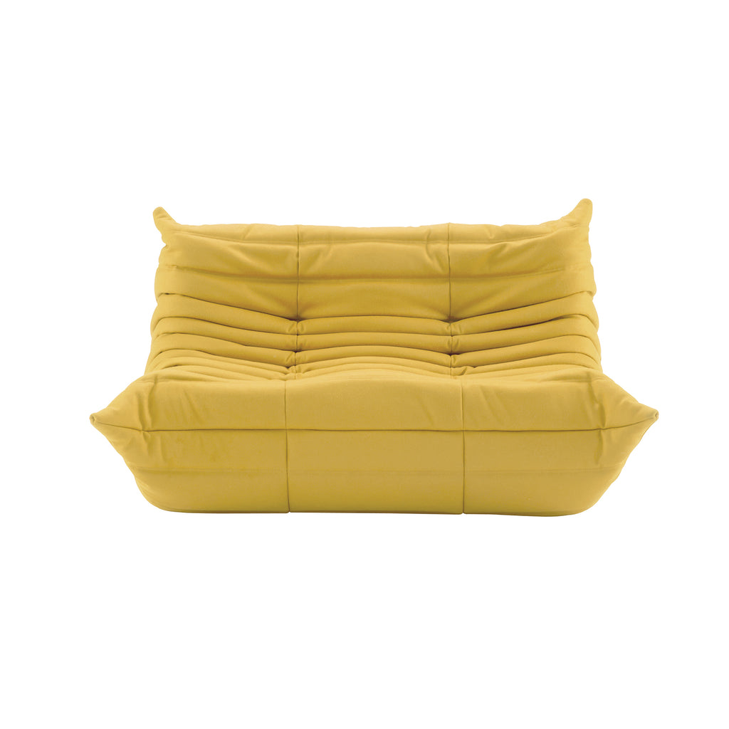 Togo Small Sofa Stock, Alcantara Fabric