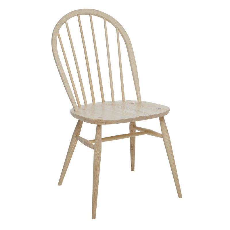 Ercol Originals Windsor Dining Chair, Solid Ash