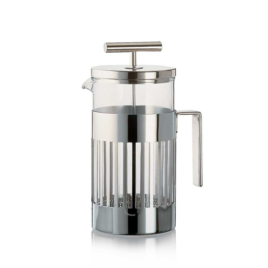 Press Filter Coffee Maker 8 Cups by Alessi