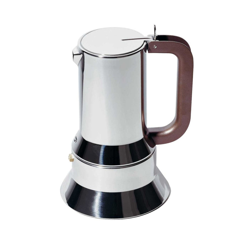 Six-Cups Espresso Coffee Maker 30cl by Alessi