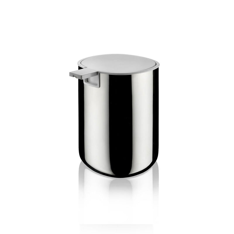 Birillo Soap Dispenser Stainless Steel by Alessi