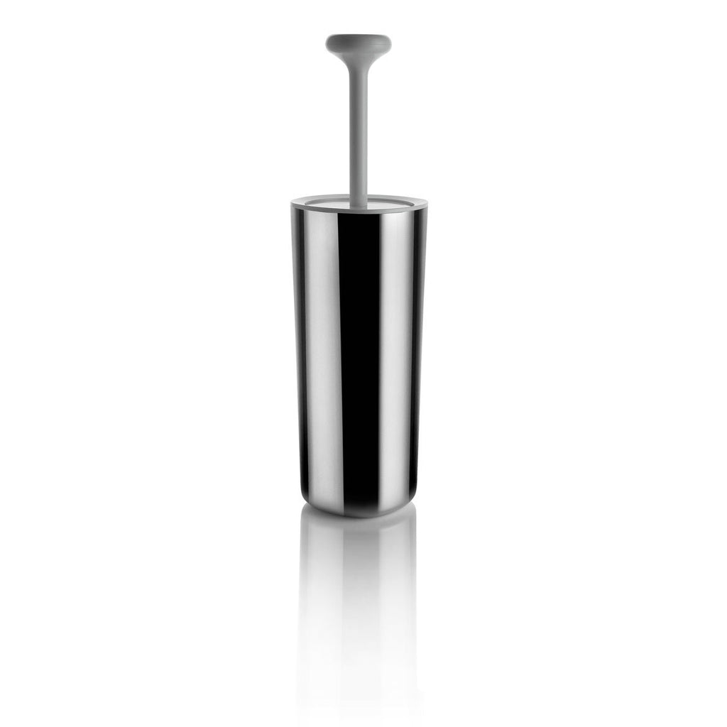 Birillo Toilet Brush and Holder Stainless Steel by Alessi