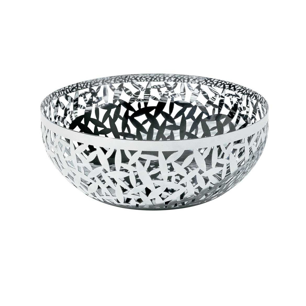Cactus Fruit Bowl Steel, 29 cm by Alessi