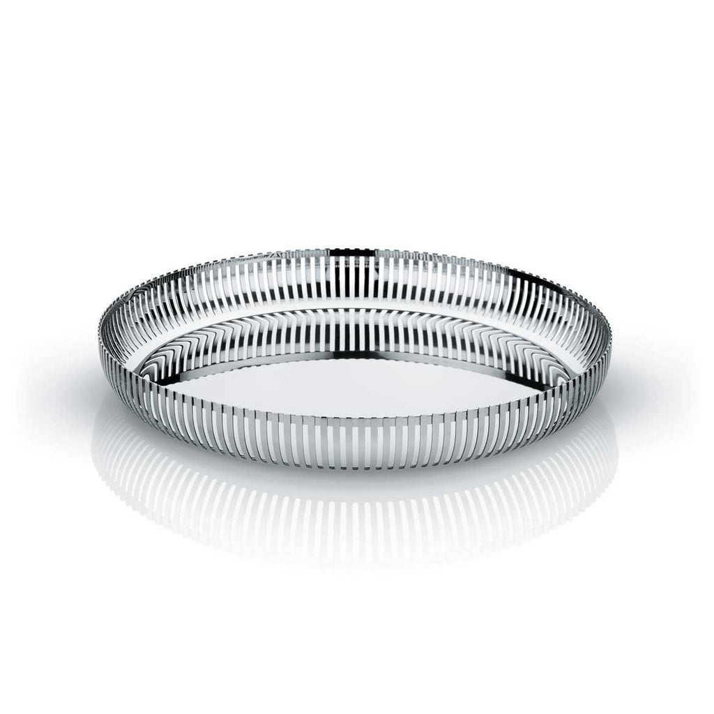 Charpin Round Tray 32 cm by Alessi