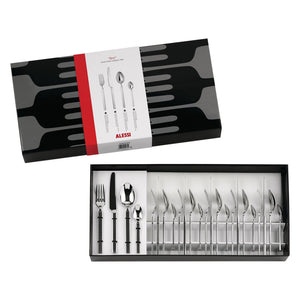 Dry Cutlery Set, 24 Pieces by Alessi