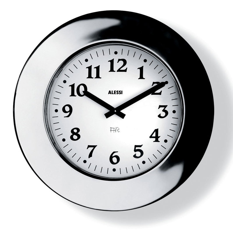 Momento, Wall Clock by Alessi