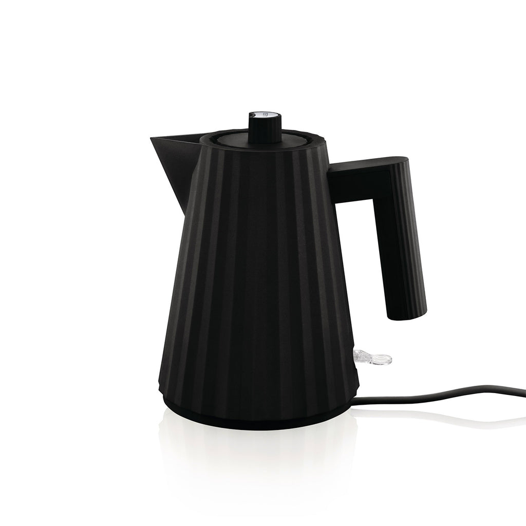 Plissé Kettle, 1L Black