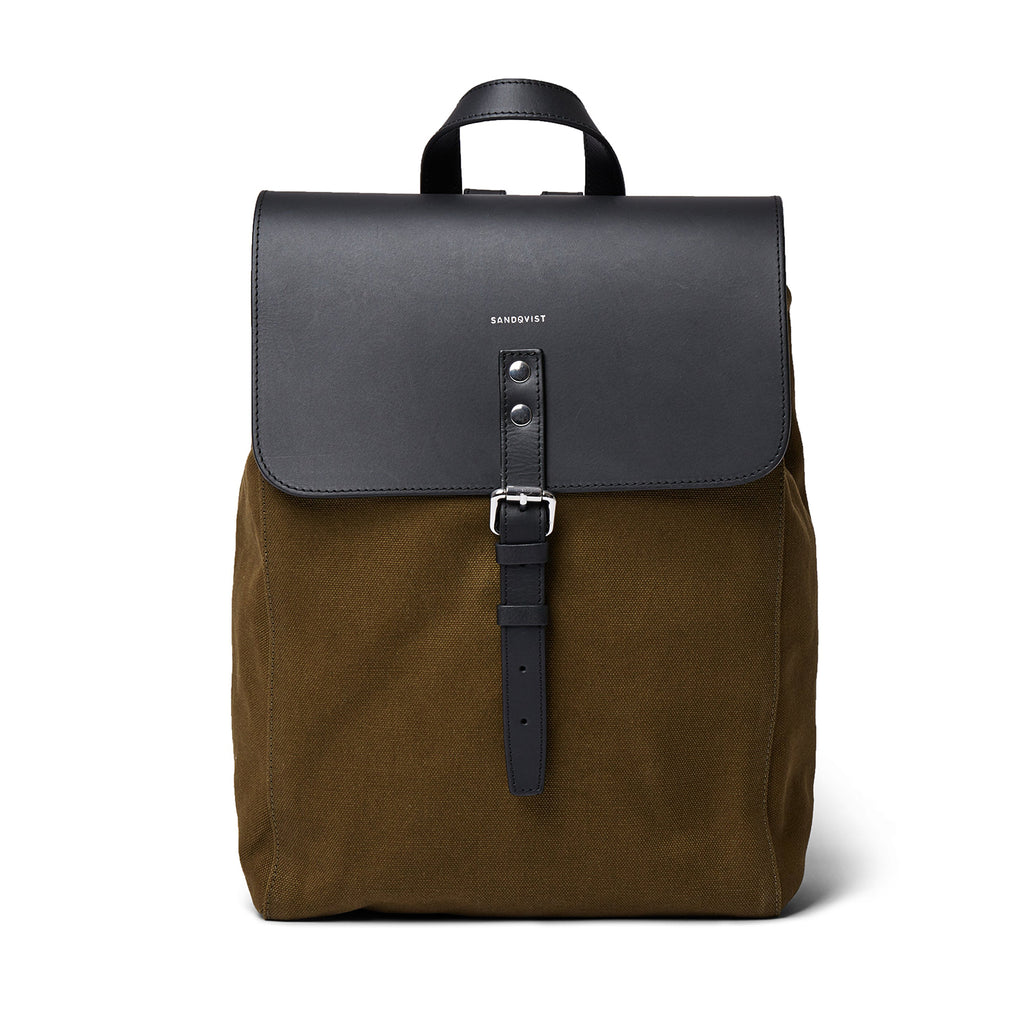 Alva Backpack, Olive Green