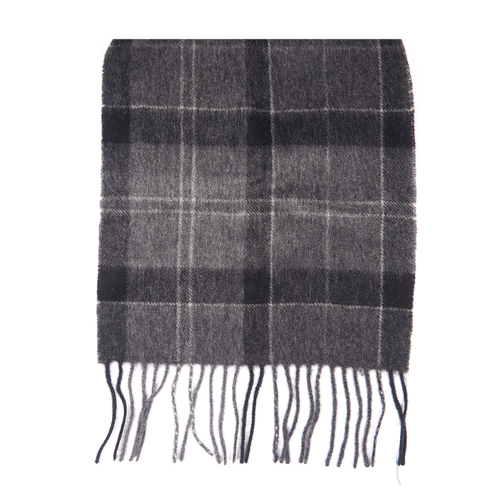Holden Lambswool Scarf, Black