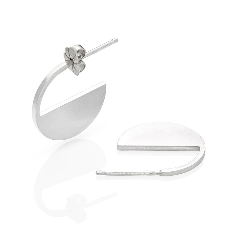 bella-hoops-small-silver