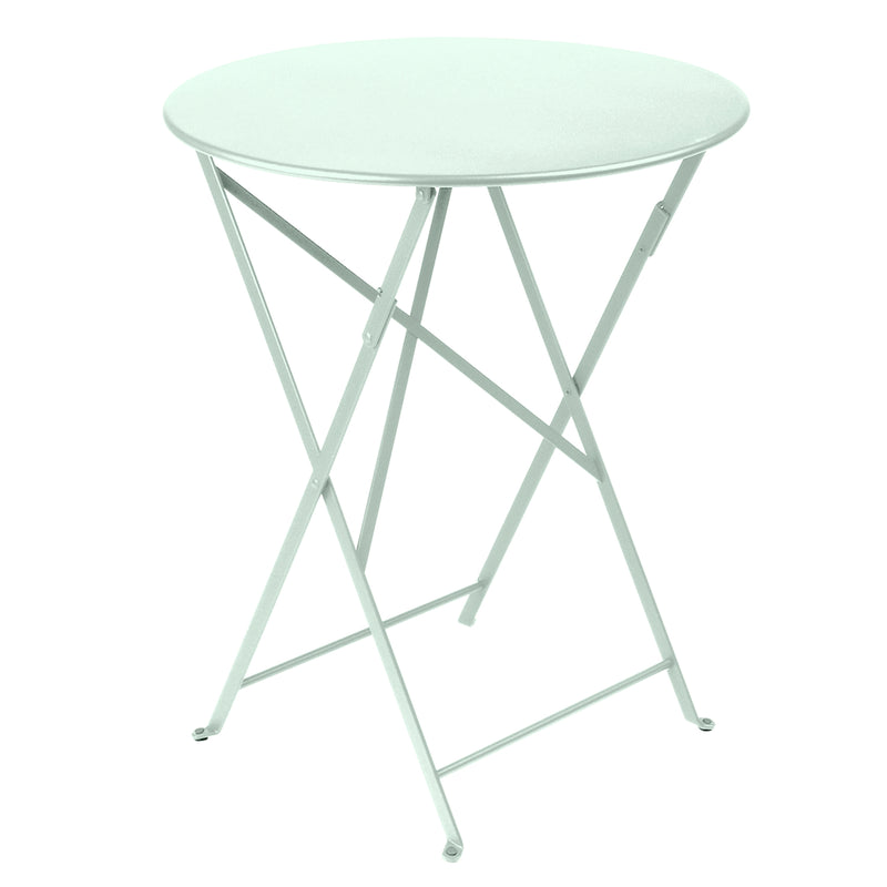 Bistro Round Metal Table, 60cm