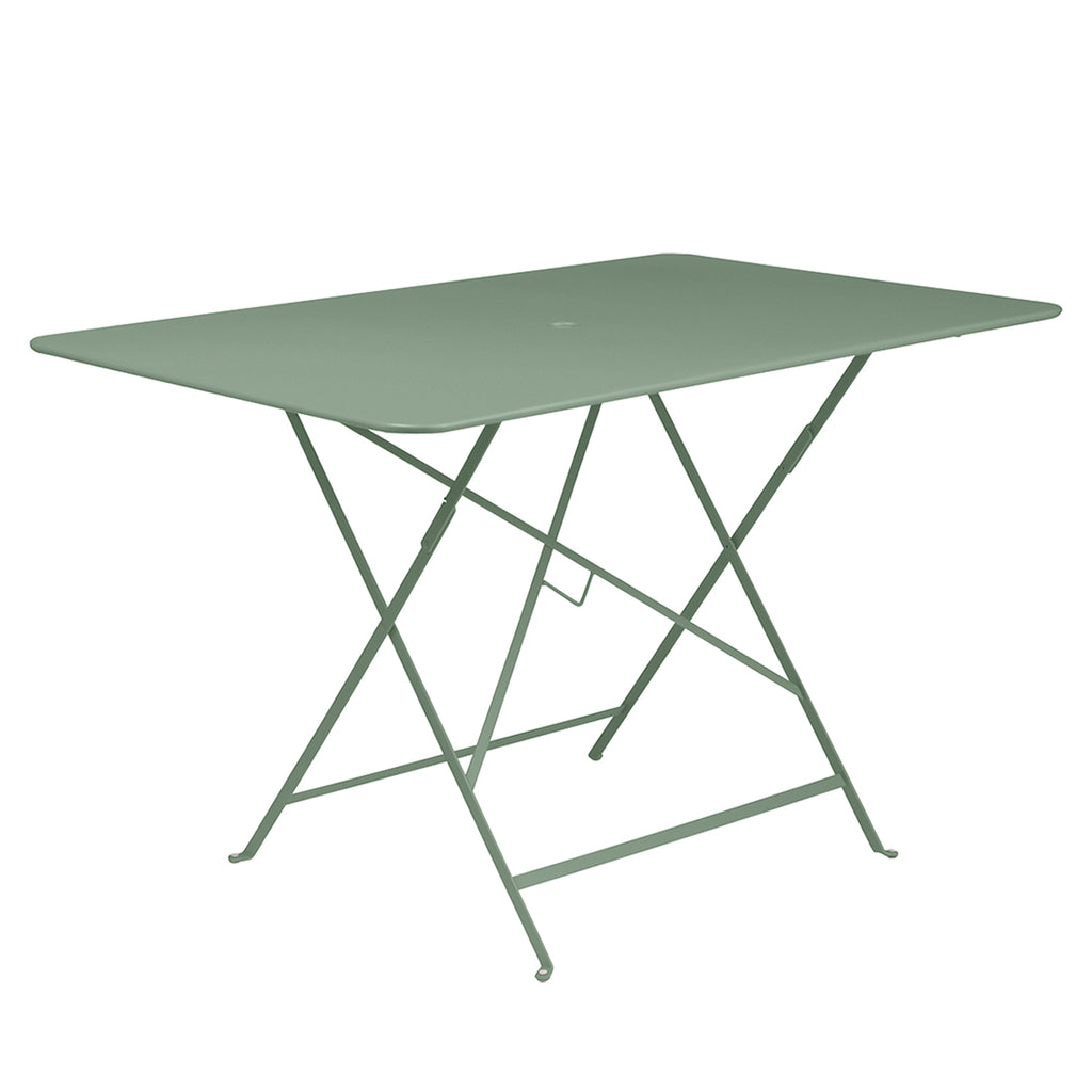 Bistro Rectangular Metal Table, Cactus