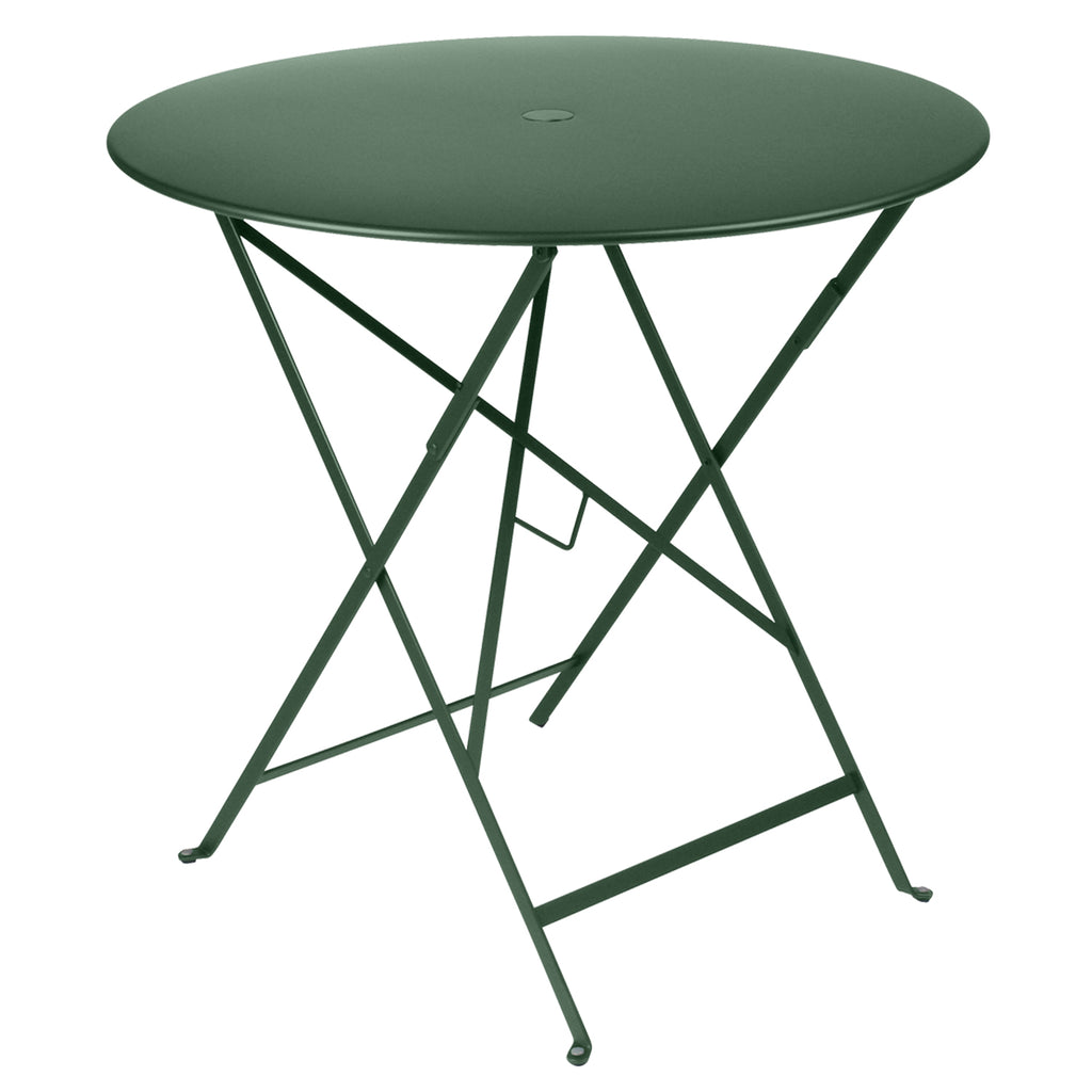 Bistro Round Metal Table, 77cm
