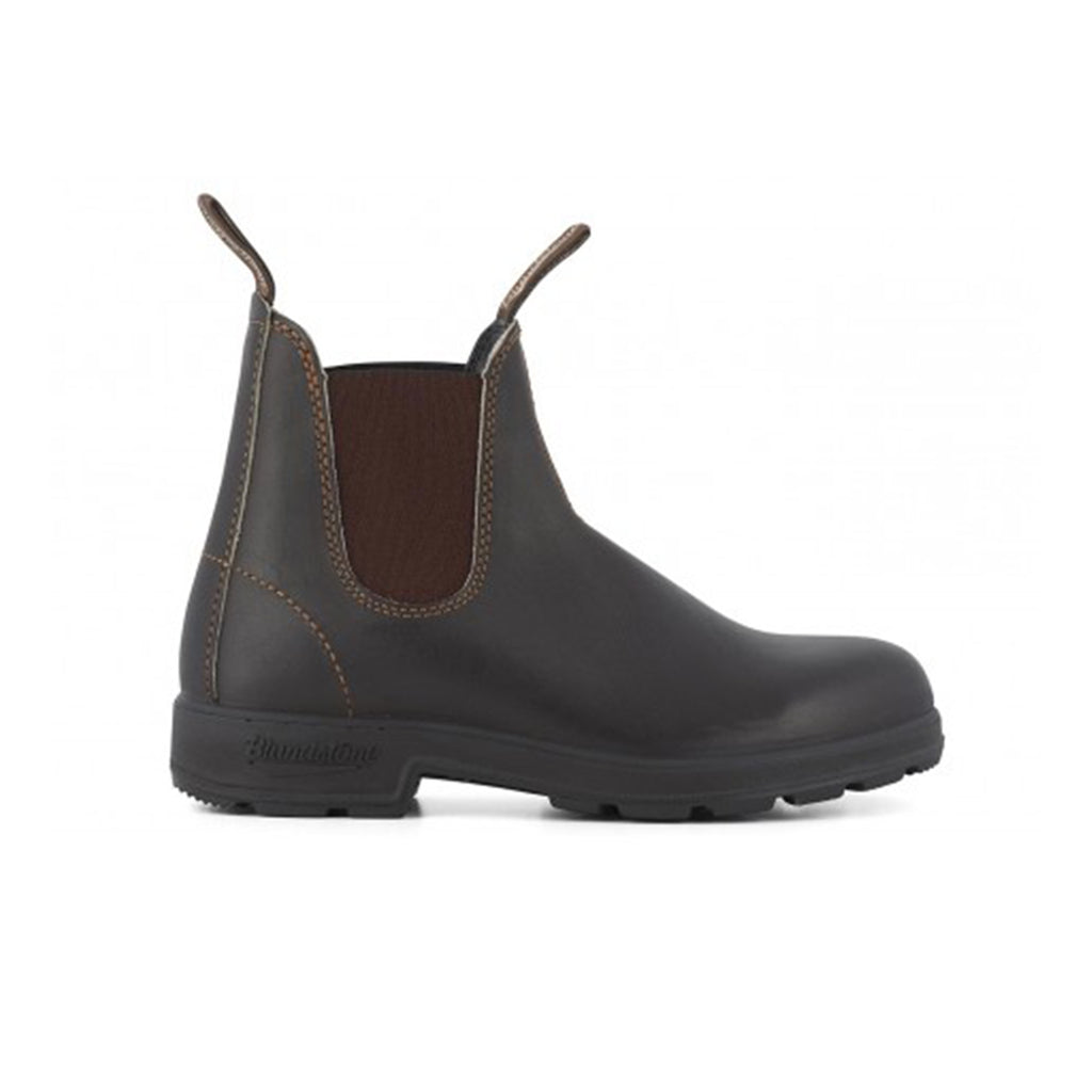 Blundstone 500 Boots, Stout Brown
