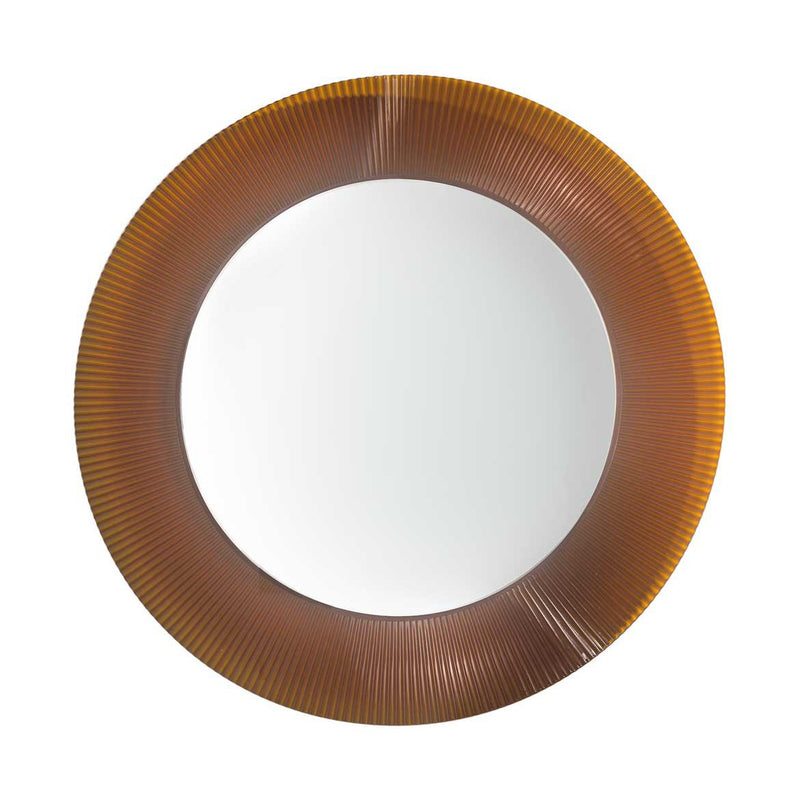All Saints Round Mirror