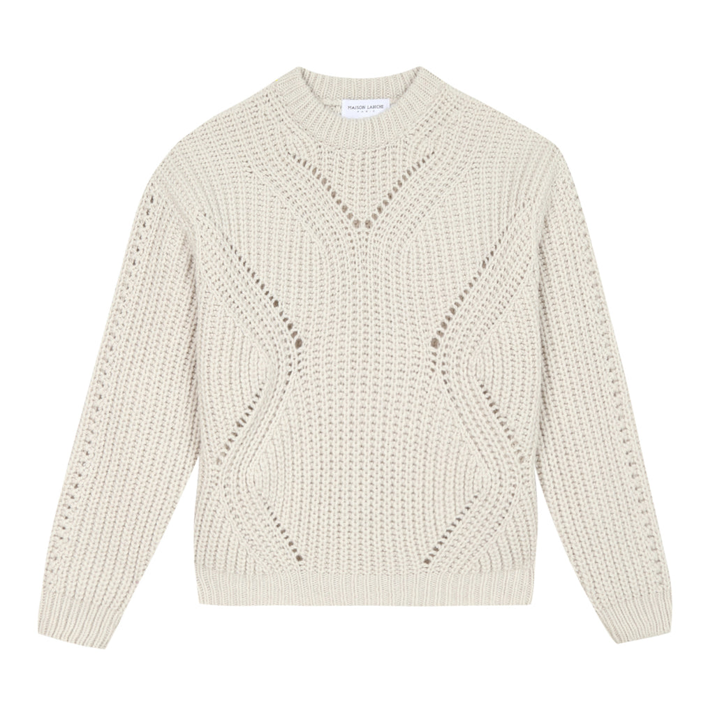 Holy Sweater, Light Beige