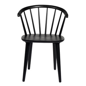Carla Chair, Black