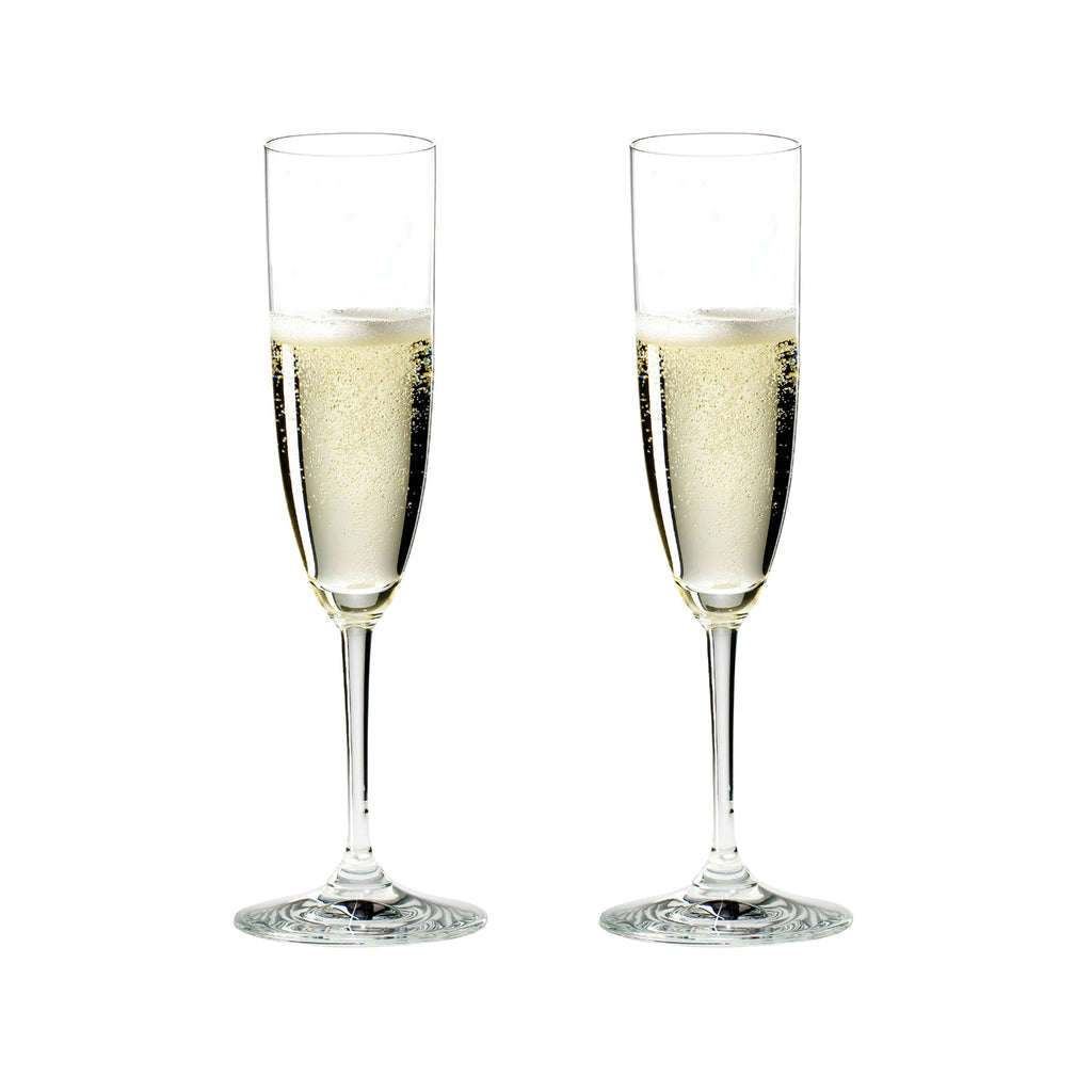 Vinum Champagne Glass, 2 pack