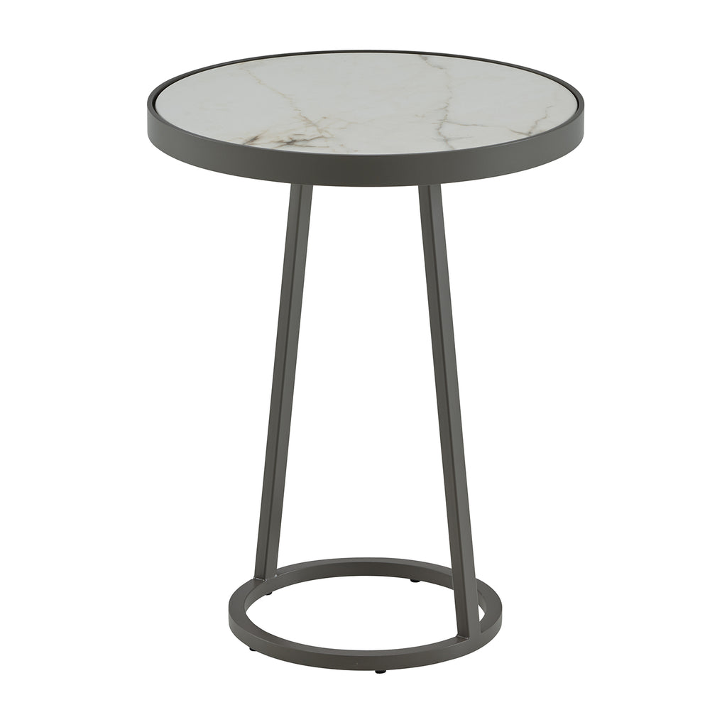 Circles Outdoor Side Table