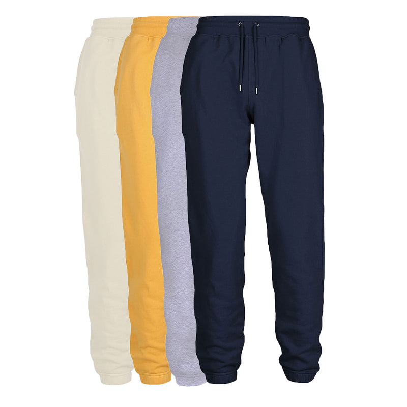Classic Organic Cotton Sweatpants, Burned Yellow