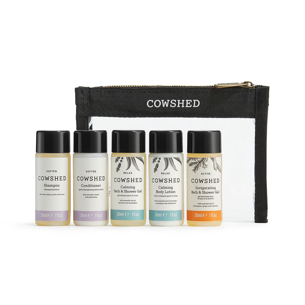 Travel Bath & Body Set