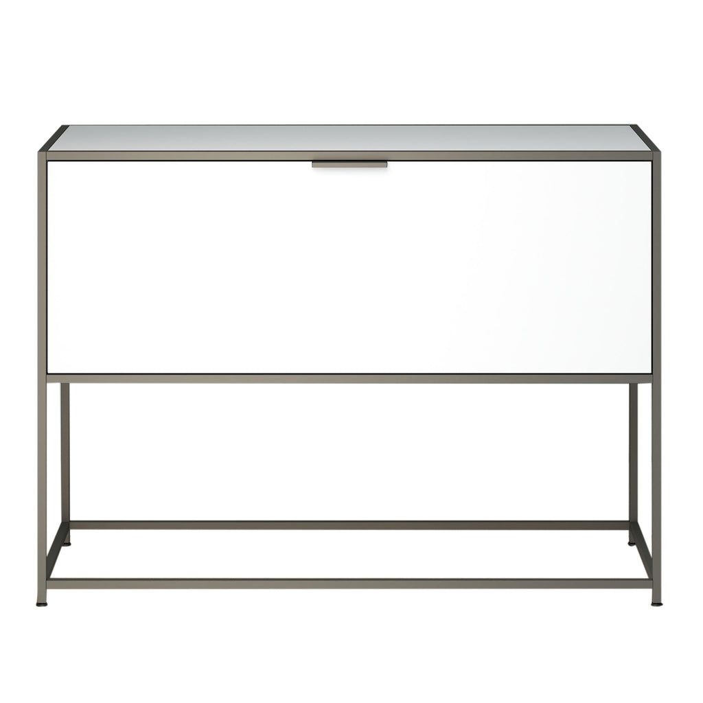 Dita Console Table, White