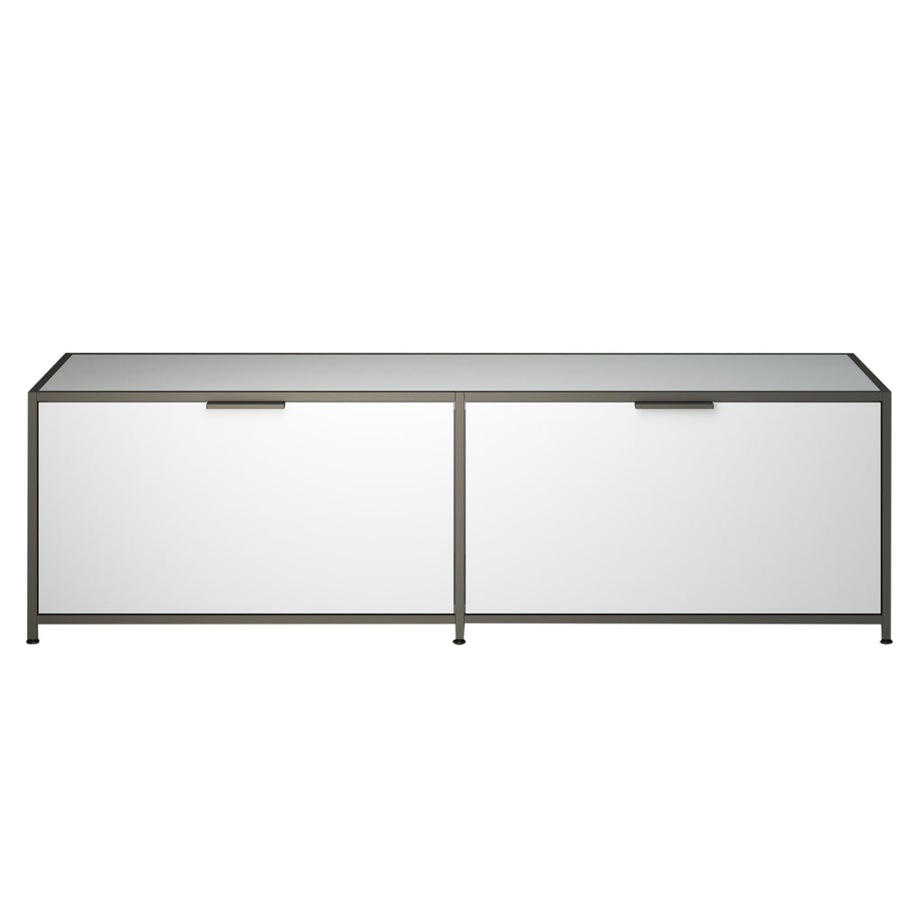 Dita TV Cabinet, White