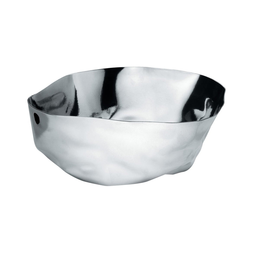 Enriqueta Stainless Steel Salad Bowl by Alessi