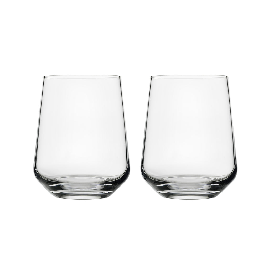 Essence Glass Tumbler, 2 Pack