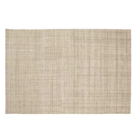 Dark Grey Hemp Rug 200 X 250